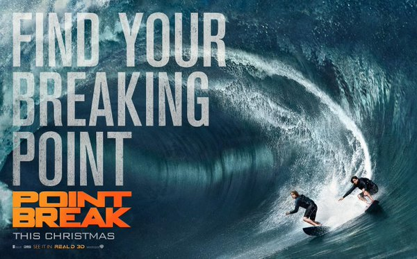 DMG Point Break poster