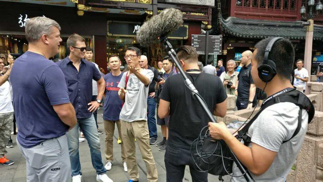 Tom Brady Shanghai
