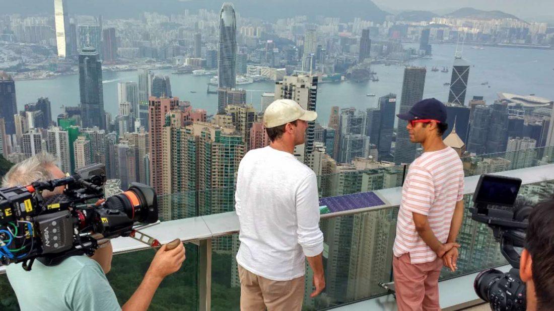 Travel Man HK 2017